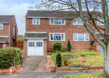 Thumbnail 3 bed semi-detached house for sale in Harport Road, Greenlands, Redditch
