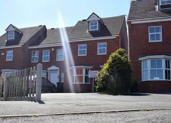 Thumbnail 3 bed end terrace house to rent in Anton Close, Bewdley, Worcestershire.