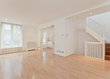 Thumbnail 3 bed flat to rent in Elgin Mews North, London