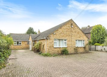 Thumbnail 5 bed detached bungalow to rent in Wantage Road, Rowstock, Didcot