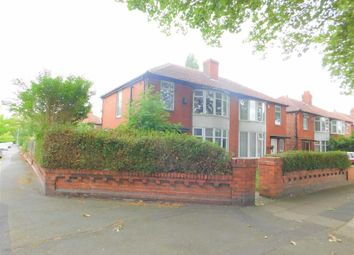 Thumbnail 3 bedroom semi-detached house for sale in Parsonage Road, Withington, Manchester