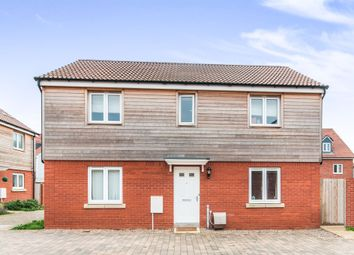 Thumbnail 4 bedroom detached house for sale in Victory Drive, Exeter