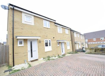 Thumbnail 3 bed end terrace house to rent in Primrose Road, Lyde Green, Bristol