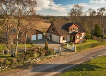 Thumbnail 4 bed detached house for sale in Drumoak, Drumoak, Banchory, Aberdeenshire