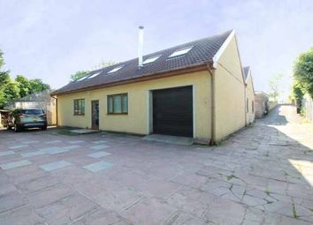 Thumbnail 5 bed detached bungalow for sale in Penycoedcae Road, Pontypridd, Mid Glamorgan, Pontypridd, Mid Glamorgan
