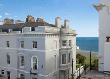 Thumbnail 2 bed flat for sale in Holyrood Place, The Hoe, Plymouth