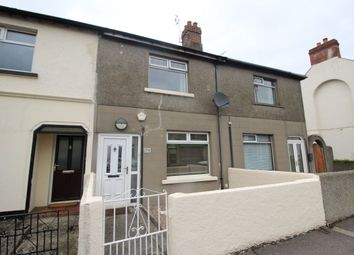 Thumbnail 3 bed terraced house to rent in Church Street, Bangor