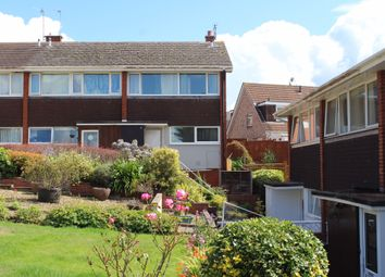 Thumbnail 3 bedroom end terrace house to rent in Beverley Close, Exeter