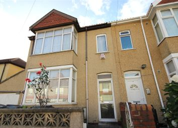 Thumbnail 3 bedroom end terrace house to rent in Beverley Road, Horfield, Bristol