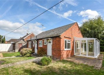 Thumbnail 2 bedroom detached bungalow for sale in Grovelands Avenue, Winnersh, Wokingham