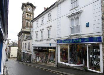 2 bed flat for sale in Pike Street, Liskeard, Cornwall PL14
