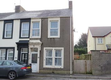 Thumbnail 2 bed end terrace house for sale in New Street, Cockermouth, Cumbria