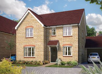 "Thumbnail 4 bed detached house for sale in ""The Canterbury"" at Gotherington Lane, Bishops Cleeve, Cheltenham"