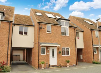Thumbnail 4 bed detached house for sale in Swithland, Broughton, Milton Keynes, Buckinghamshire
