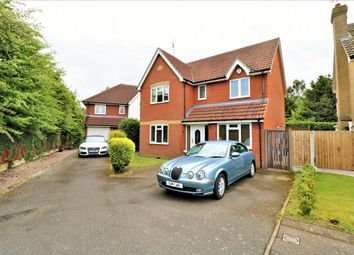 Thumbnail 4 bed detached house for sale in Crestlands, Alresford, Essex