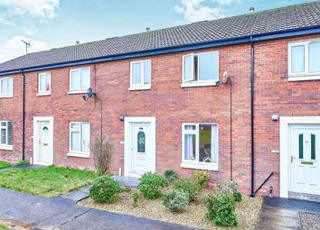 Thumbnail 3 bed terraced house for sale in Udale Court, Workington