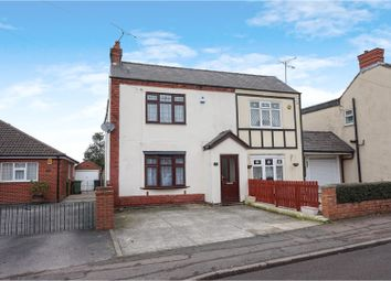 Thumbnail 2 bed semi-detached house for sale in Littlemoor Lane, Alfreton