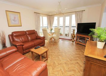 Thumbnail 2 bedroom flat for sale in Baltic Wharf, Clifton Marine Parade, Gravesend, Kent