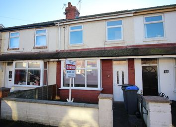 Thumbnail 2 bed terraced house for sale in Harcourt Road, Blackpool