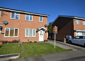 Thumbnail 2 bed semi-detached house for sale in Firs Lane, Cheriton, Folkestone