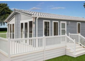 Thumbnail 3 bed mobile/park home for sale in The Cambrian Plantation, Hafan Y Mor Holiday Park, Pwllheli, Gwynedd