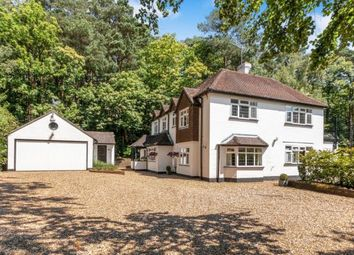 Thumbnail 5 bed detached house for sale in Deepcut, Camberley, Surrey