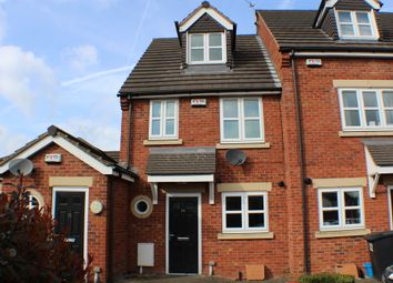 Thumbnail 4 bedroom town house to rent in Winifred Street, Hucknall, Nottingham