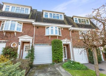 Thumbnail 4 bed terraced house for sale in Palmer Close, Redhill, Surrey