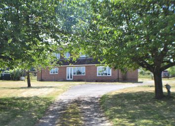 Thumbnail 4 bed detached house for sale in Rag Hill, Aldermaston, Reading