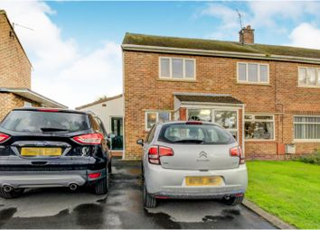Thumbnail 3 bed semi-detached house for sale in Rowan Oval, Stockton-On-Tees