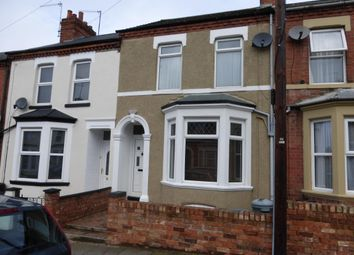 Thumbnail 3 bed terraced house to rent in Balmoral Road, Northampton