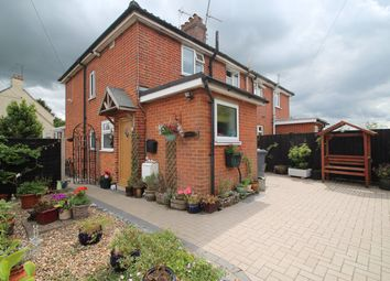 Thumbnail 2 bed cottage for sale in Stoney Road, Grundisburgh, Woodbridge