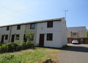 Thumbnail 1 bed end terrace house to rent in Moreton Road, Buckingham