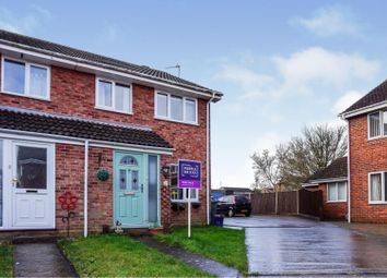 Thumbnail 3 bed end terrace house for sale in Fairford Way, Bicester