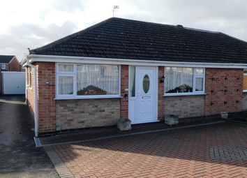 Thumbnail 2 bed detached house to rent in Jordan Avenue, Stretton, Burton-On-Trent
