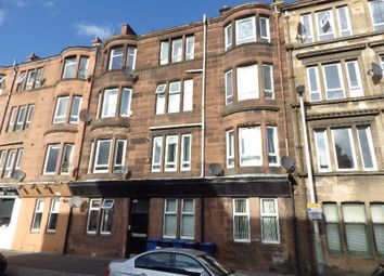 Thumbnail 1 bed flat for sale in St James Street, Paisley, Renfrewshire