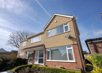 Thumbnail 4 bed detached house for sale in Walnut Crescent, Kingswood, Bristol