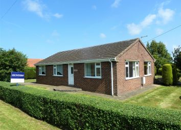 Thumbnail 3 bed detached bungalow for sale in Main Road, Maltby Le Marsh, Alford