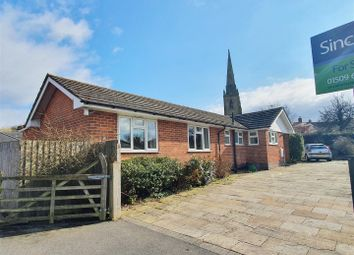 Thumbnail 4 bed detached bungalow for sale in The Toft, Mill Lane, Belton, Leicestershire