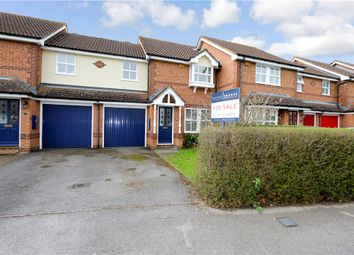 Thumbnail 3 bed terraced house for sale in Tench Way, Romsey, Hampshire