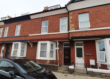 Thumbnail 5 bed terraced house for sale in Gladstone Road, Scarborough