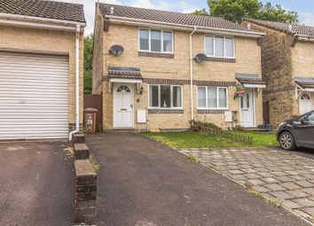 Thumbnail 2 bed semi-detached house for sale in Ware Road, Castle View, Caerphilly