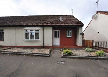 Thumbnail 1 bed semi-detached house for sale in 39 Roundelwood, Alloa, Sauchie 3Dg, UK
