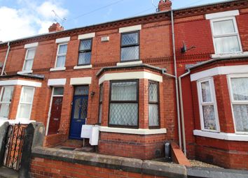 Thumbnail 1 bed terraced house to rent in Lightfoot Street, Hoole, Chester