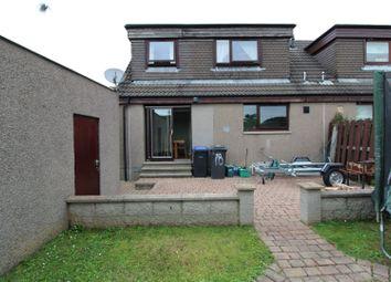 Thumbnail 3 bedroom semi-detached house for sale in Burnside Avenue, Oldmeldrum