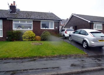 Thumbnail 2 bed semi-detached bungalow for sale in Stoneyland Drive, High Peak, Derbyshire