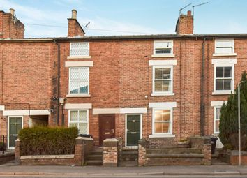 Thumbnail Terraced house for sale in Chapel Street, Belper