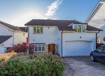 Thumbnail 5 bed detached house for sale in Tanglewood Close, Lisvane, Cardiff