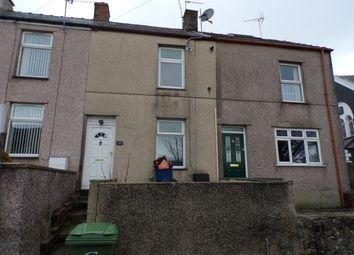 Thumbnail 3 bed terraced house for sale in Assheton Terrace, Caernarfon