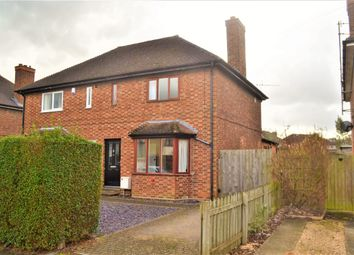 Thumbnail 3 bed semi-detached house for sale in Fairfax Road, Cambridge